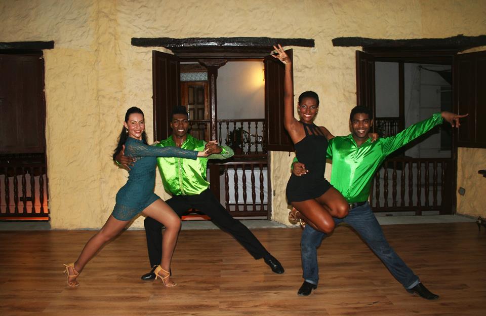 Crazy Salsa Cartagena de Indias