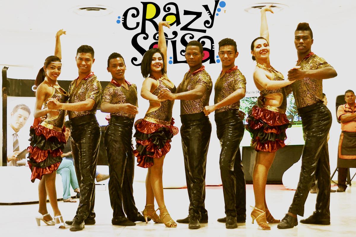 Show Crazy Salsa